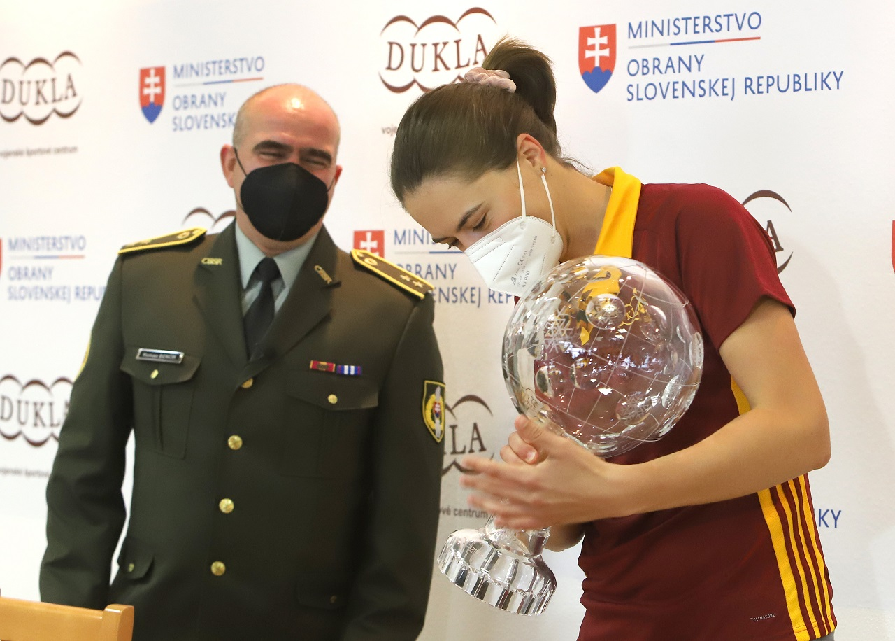Petra Vlhová Roman Benčík