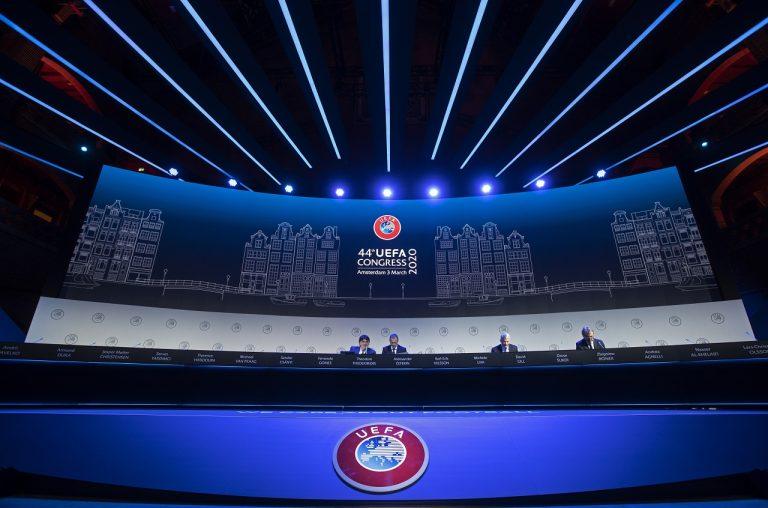 Zasadnutie UEFA