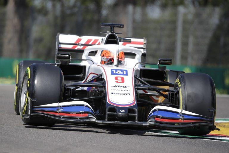 Mazepin Haas F1
