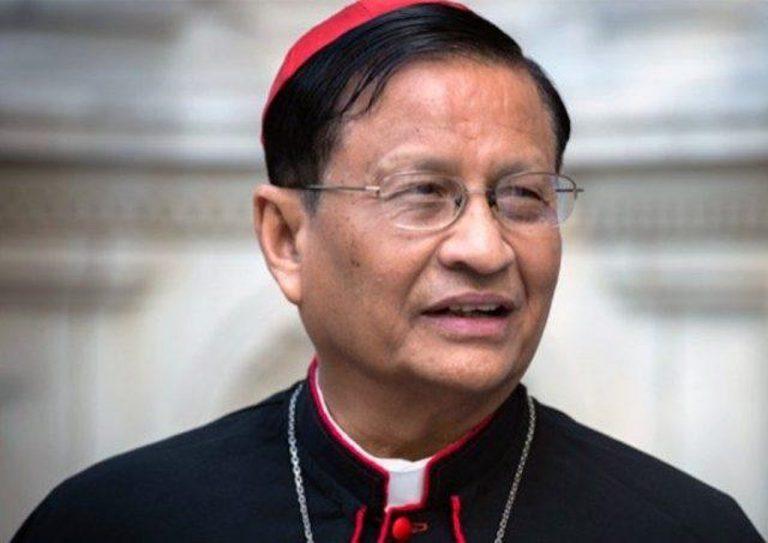 Kardinál Charles Bo