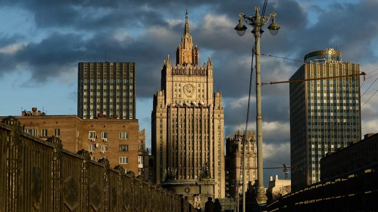 Rusko vyhostenie diplomatov