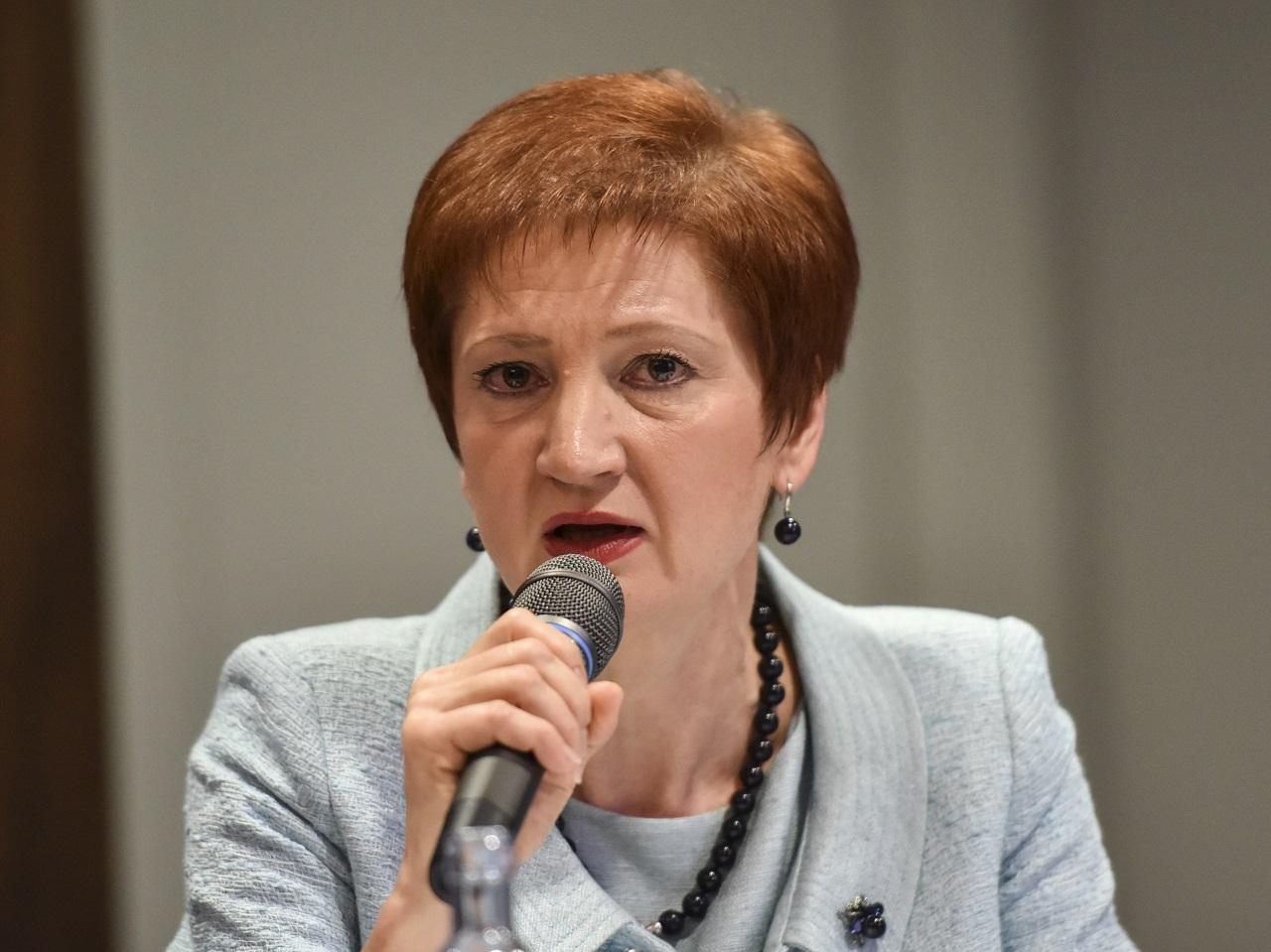 Jarmila Halgašová, SaS