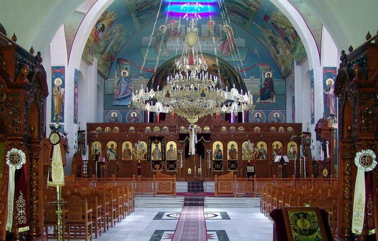 pravoslávny kostol