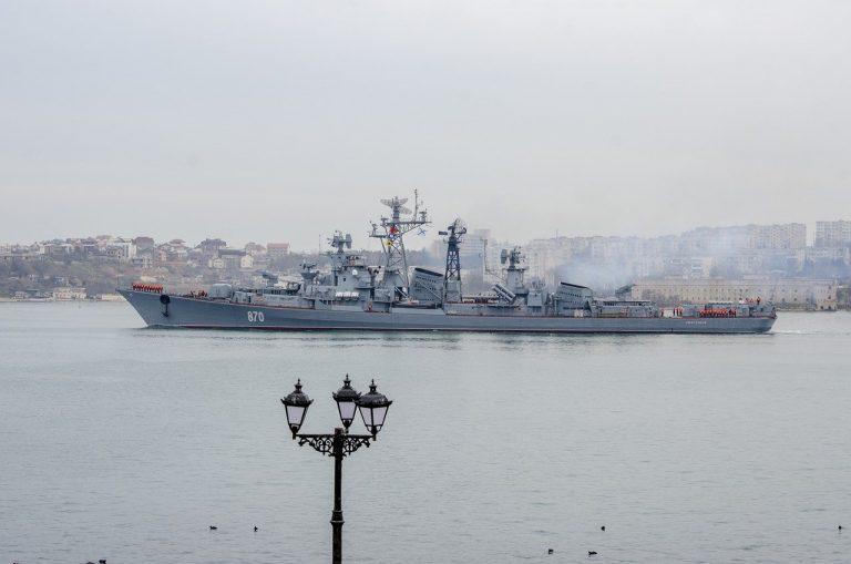 Vojnová loď