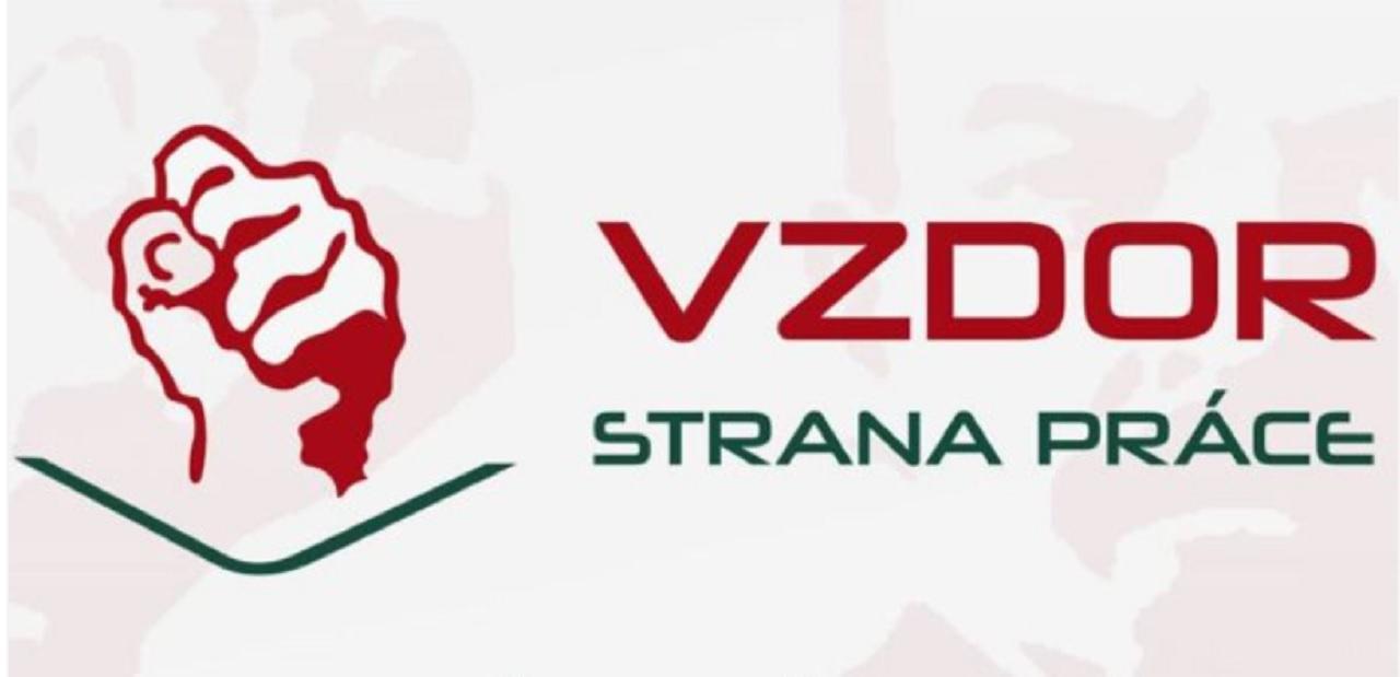 logo, Vzdor - strana práce