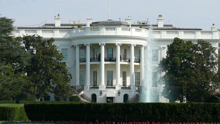Biely dom Washington