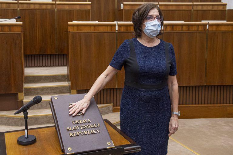 Anna Zemanová, SaS