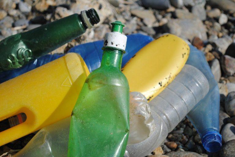 plasty odpad