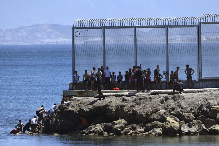 spanielsko migranti