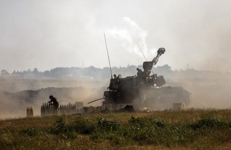 izrael pasmo gazy