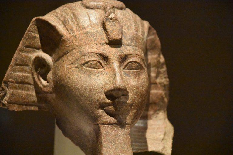 Socha Hatšepsut