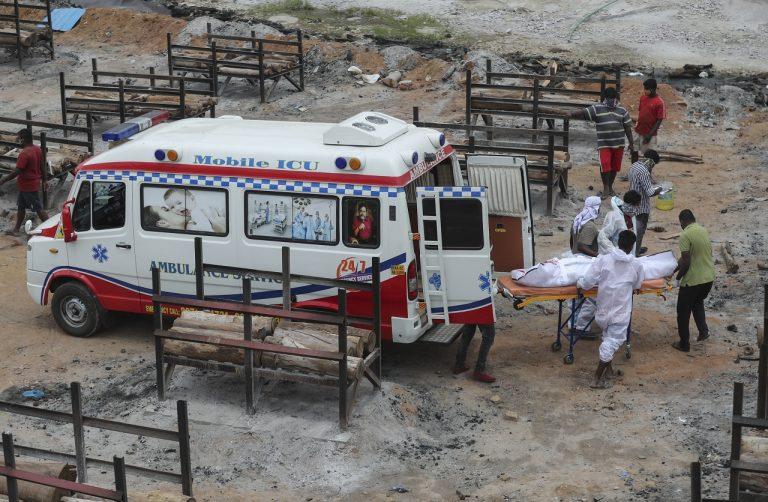 Koronavírus v Indii