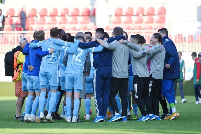 FC ViOn Zlaté Moravce - ŠK Slovan Bratislava