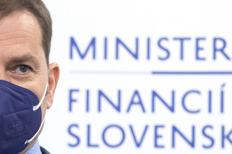 ministerstvo financií, Matovič