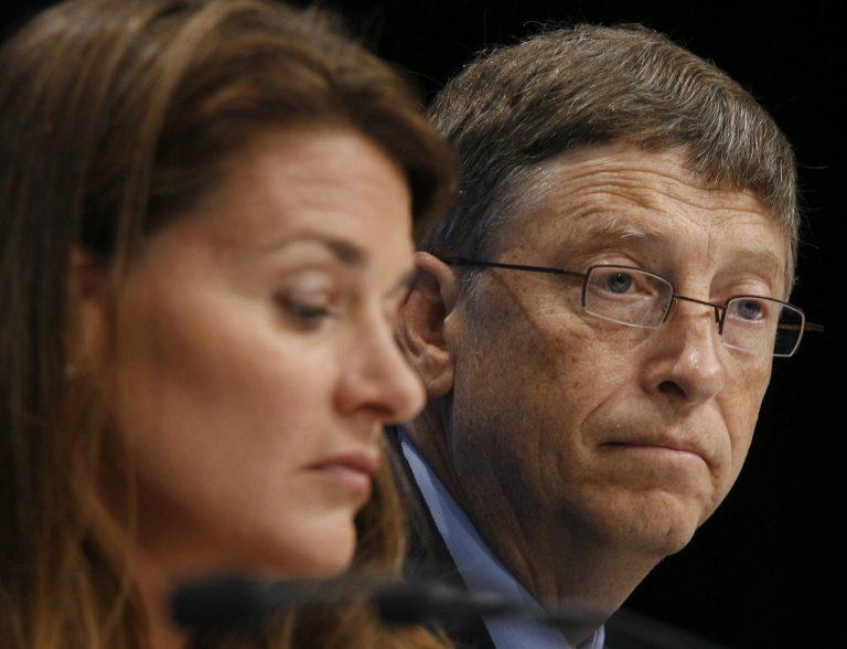 Bill a Melinda Gatesovci
