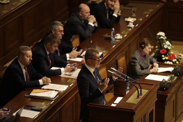 český parlament