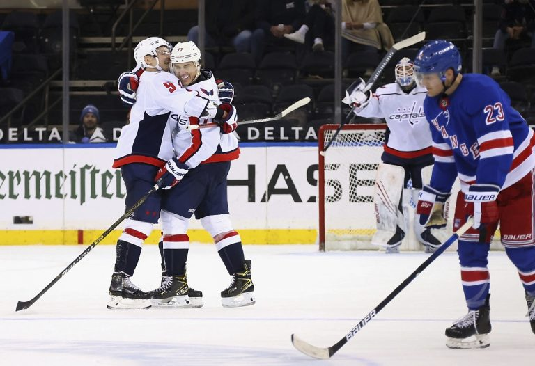 New York Rangers - Washington Capitals