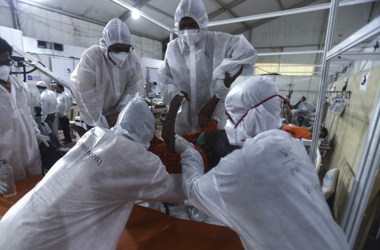 India Bombaj Koronavírus