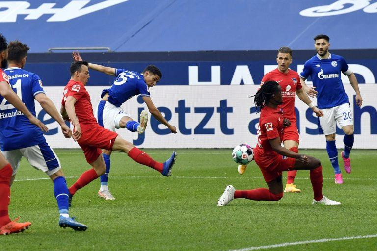 Hertha BSC Berlín - FC Schalke 04