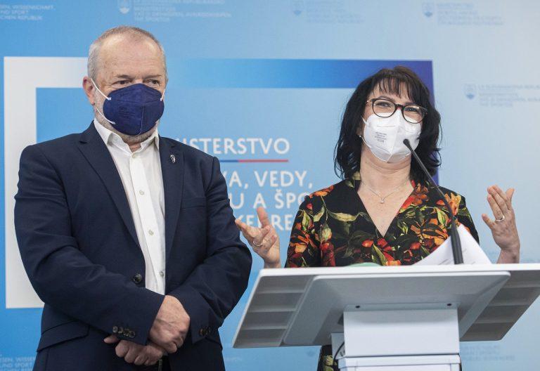 Ivan Husár a Mariana Dvorščíková