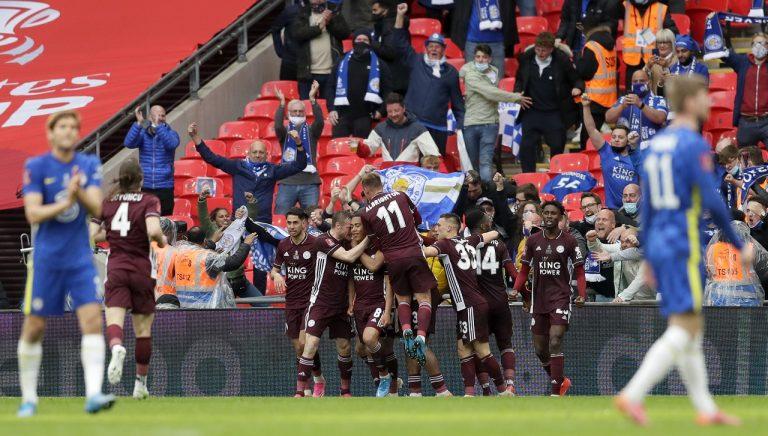 Chelsea Londýn - Leicester City