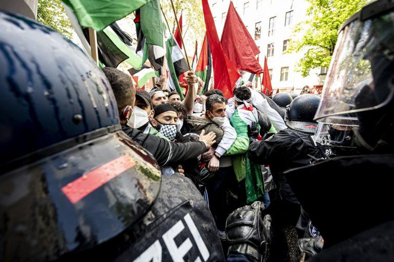 demonštrácia