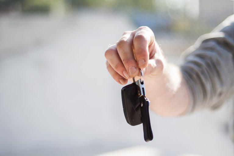 kľúče auto