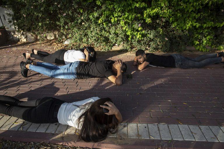 Izrael Palestína Nepokoje Násilie