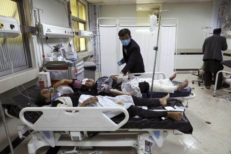 Výbuch v Afganistane