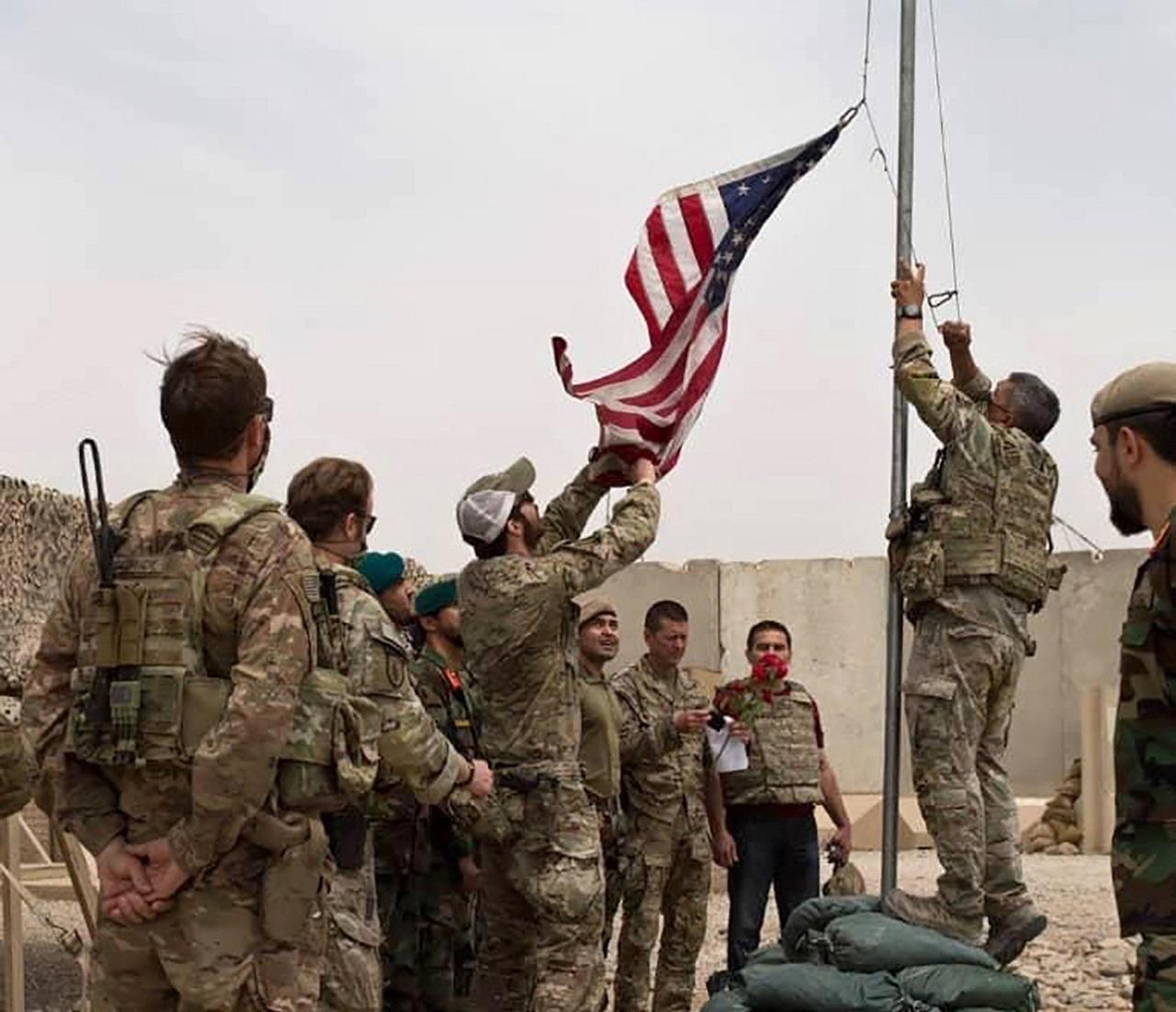 Americkí vojaci Afganistan