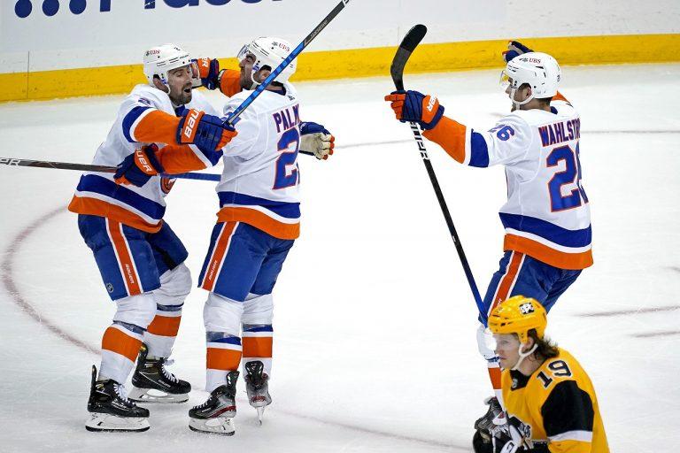 NHL New York Islanders - Pittsburg Penguins