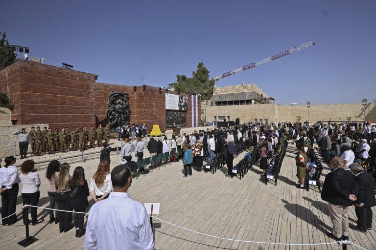 Pamätník holokaustu Jad va-šem v Jeruzaleme