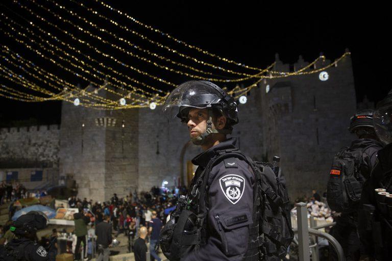 Potýčky v Jeruzaleme