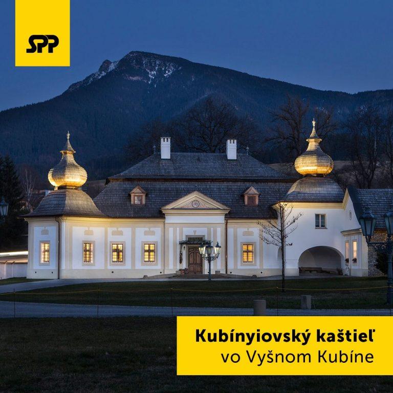 Kubínyiovský kaštieľ