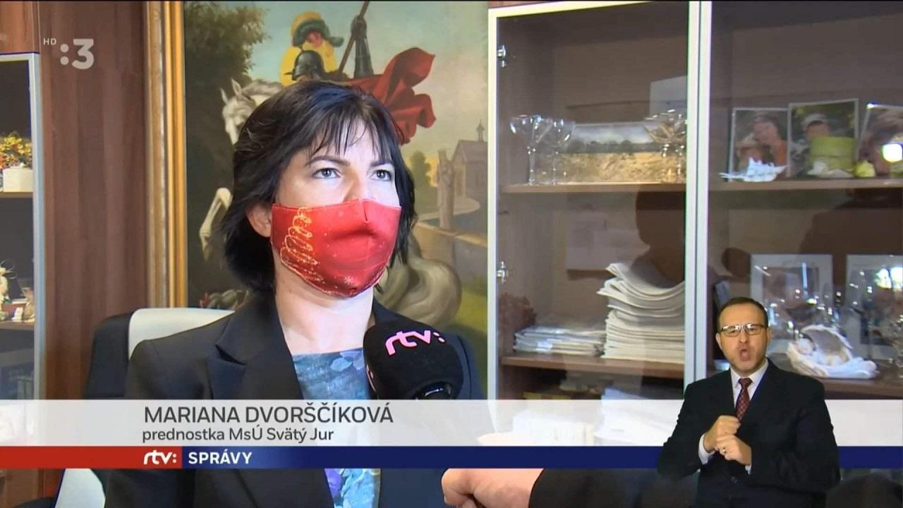 Mariana Dvorščíková