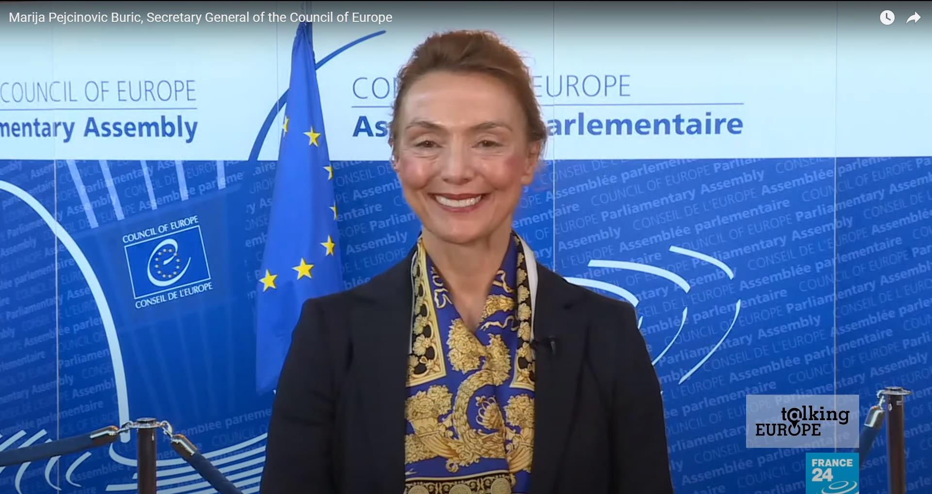 Marija Pejčinovic Buric