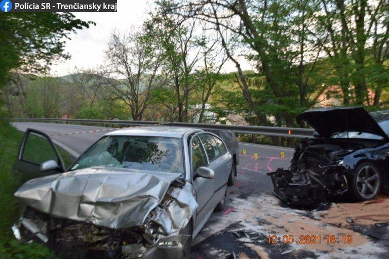 Nehoda Trenčiansky kraj