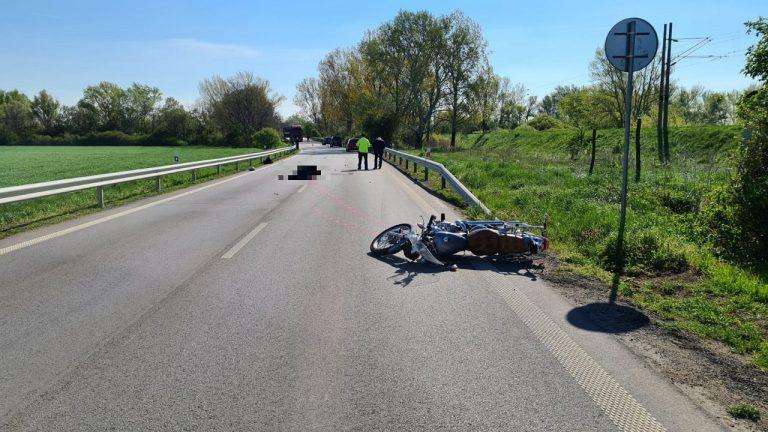 tragicka nehoda šurany motocyklista