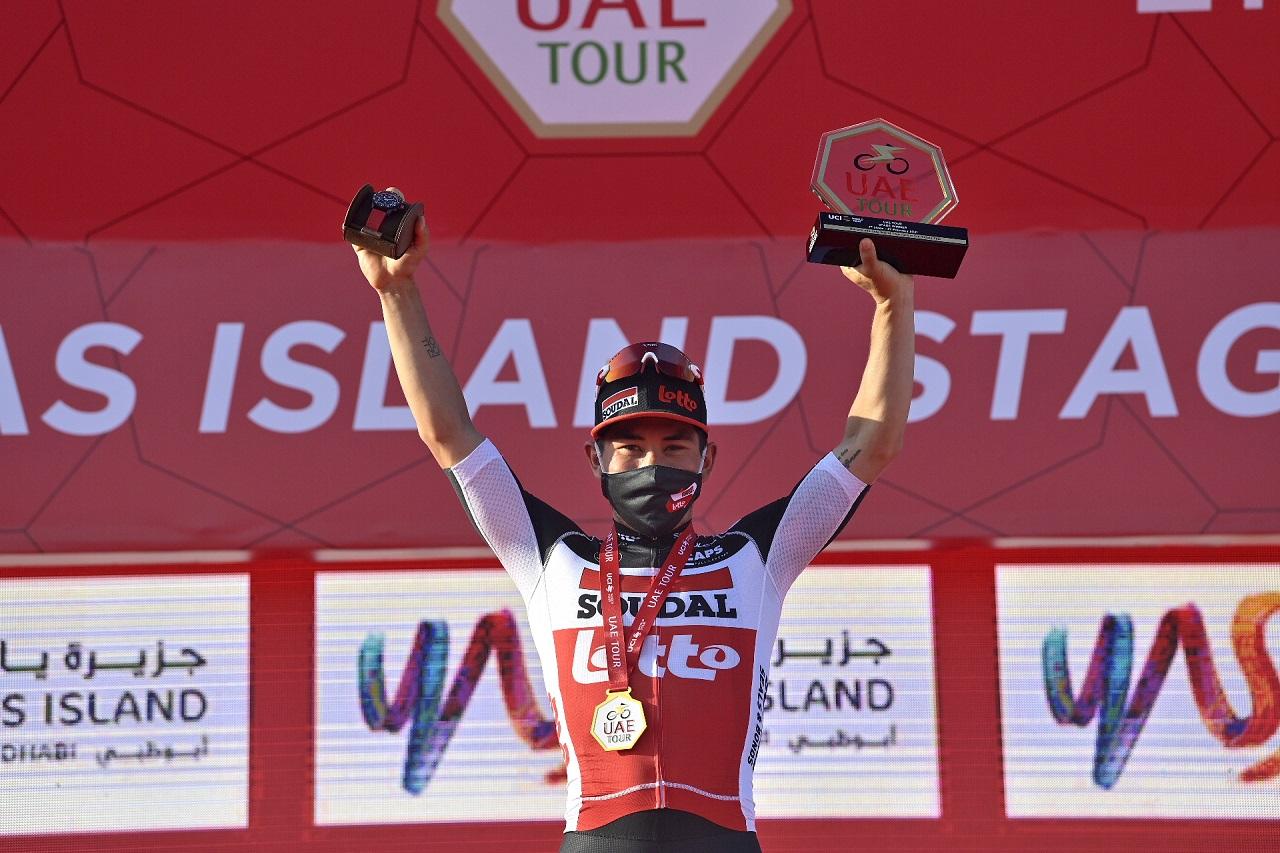 Caleb Ewan austrálsky cyklista