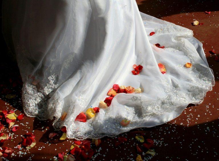 výstava Svadobné šaty v Trnave