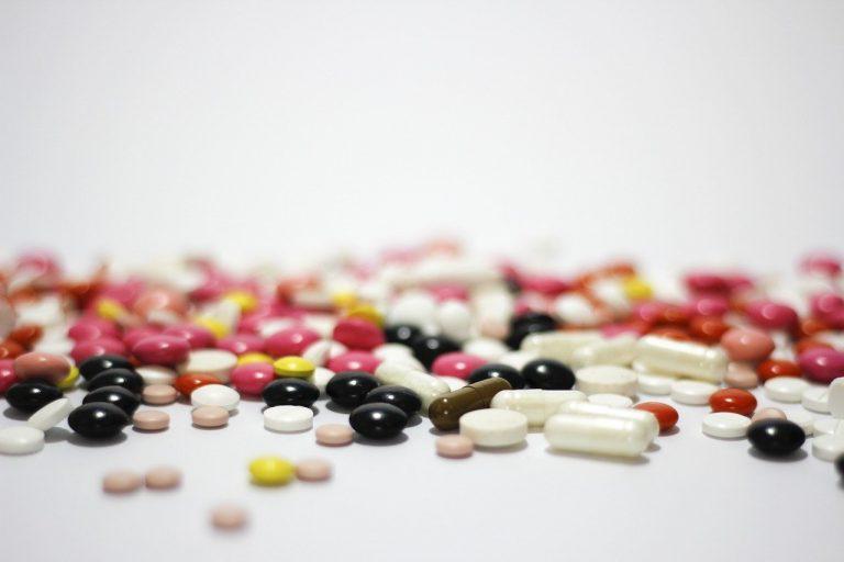 lieky tabletky