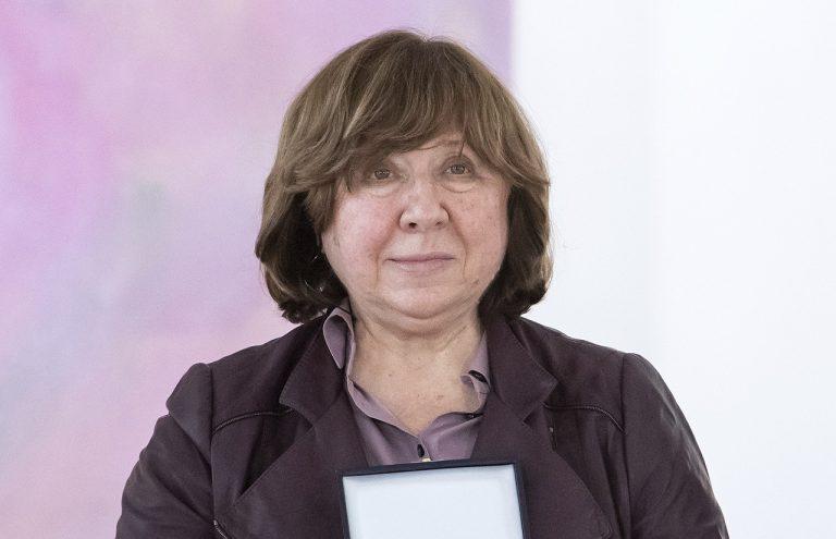 Sviatlana Alexijevičová