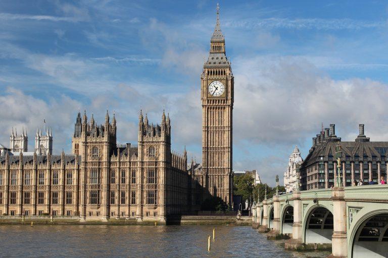 londyn britania