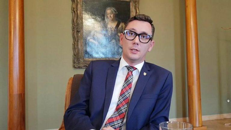 Tlačový hovorca českého prezidenta Jiří Ovčáček