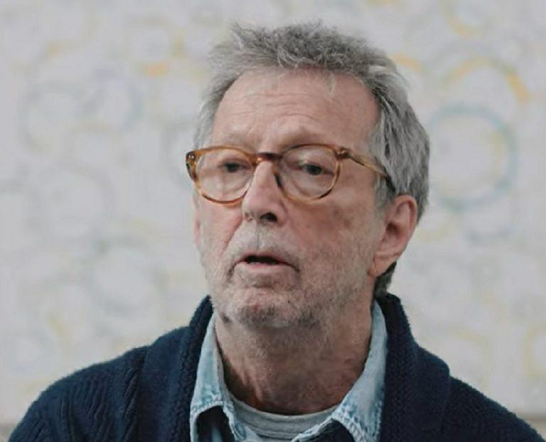 gitarista Eric Clapton