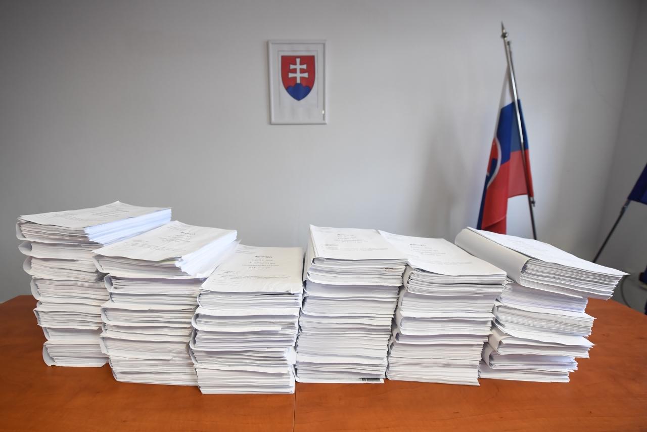 Vyšetrovacie spisy