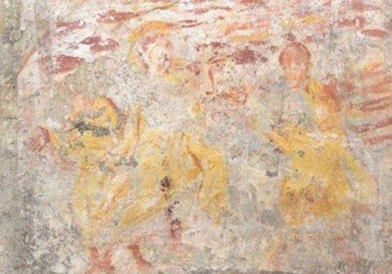 freska Nanebovstúpenia