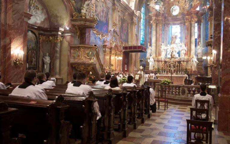 V Bazilike sv. Emeráma
