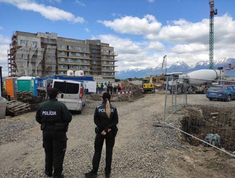 Polícia počas medzinárodnej akcie odhalila 26 nelegálne zamestnávaných osôb