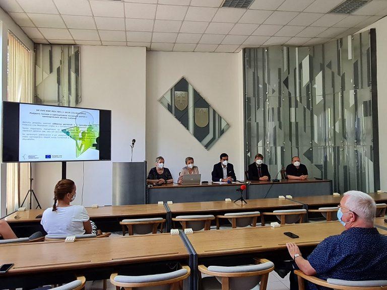 projekt zefektívnenie verejnej správy Fiľakovo-Tomášovce